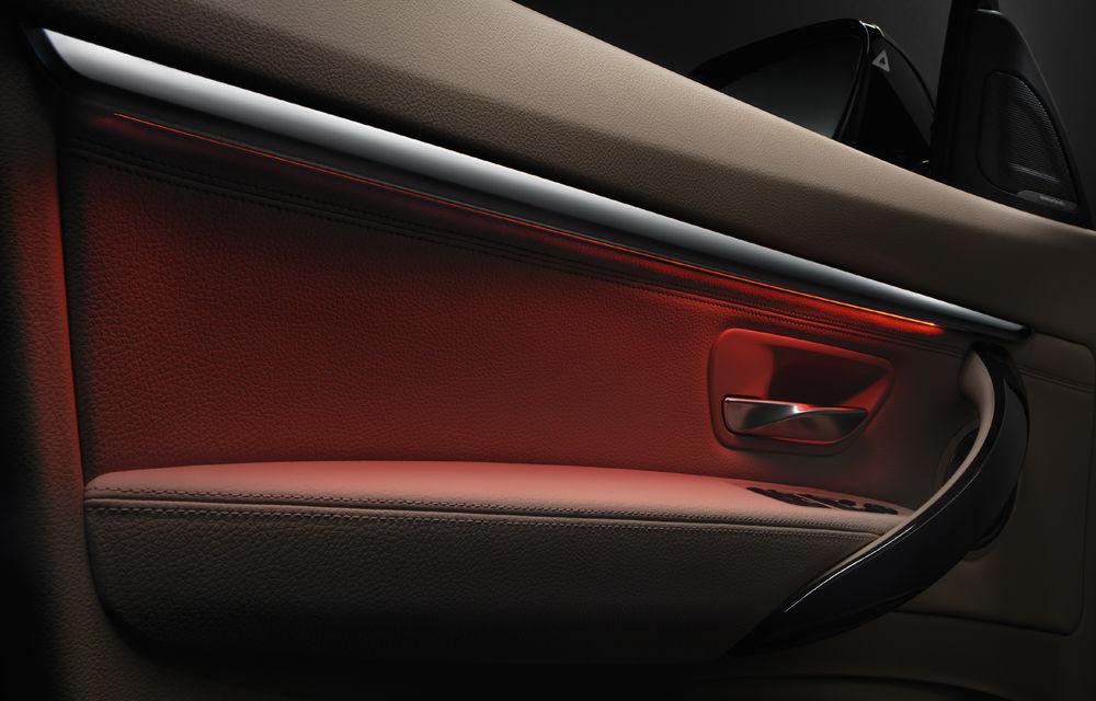 BMW Seria 3 Gran Turismo, imagini şi informaţii oficiale - Poza 16
