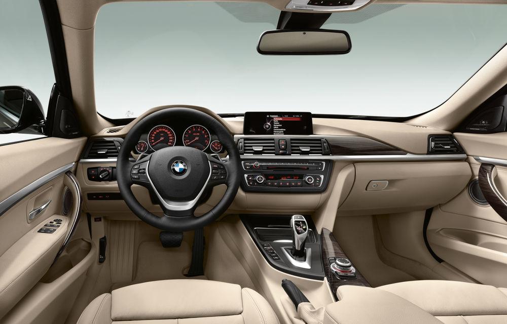 BMW Seria 3 Gran Turismo, imagini şi informaţii oficiale - Poza 19