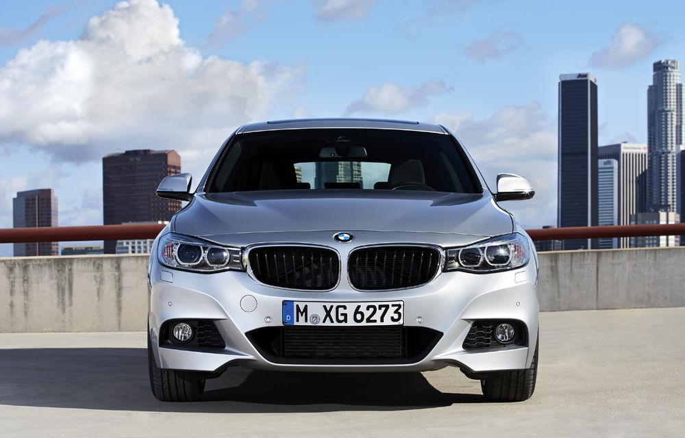 BMW Seria 3 Gran Turismo, imagini şi informaţii oficiale - Poza 41