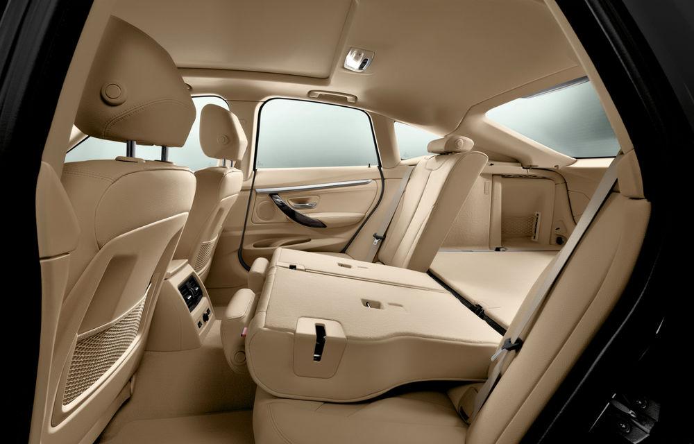 BMW Seria 3 Gran Turismo, imagini şi informaţii oficiale - Poza 22