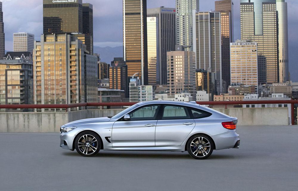 BMW Seria 3 Gran Turismo, imagini şi informaţii oficiale - Poza 48