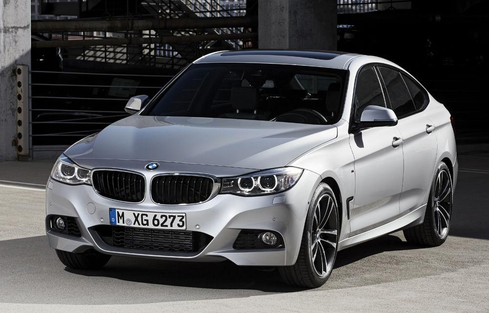 BMW Seria 3 Gran Turismo, imagini şi informaţii oficiale - Poza 43