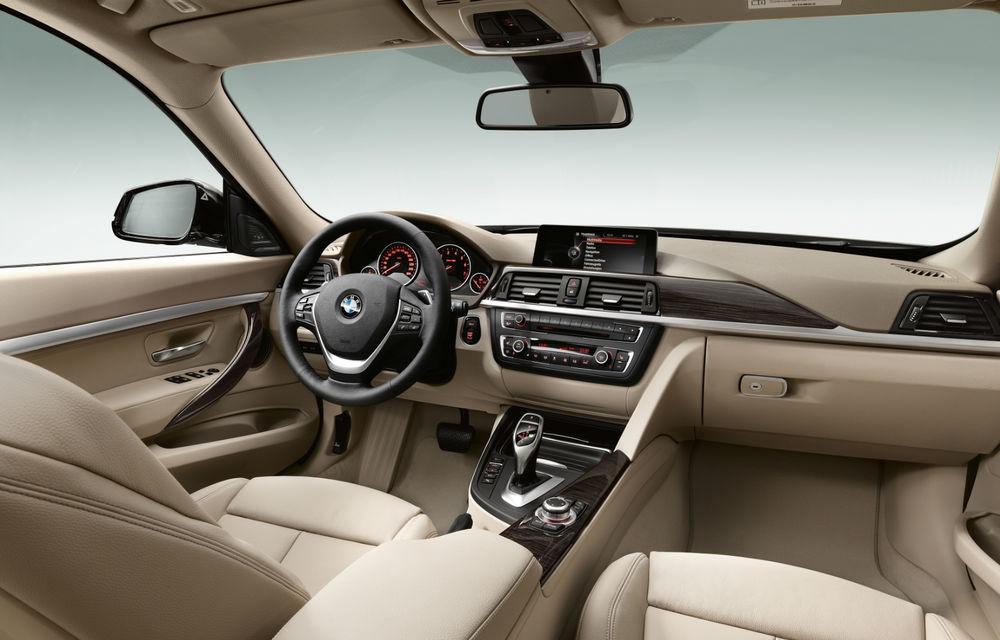 BMW Seria 3 Gran Turismo, imagini şi informaţii oficiale - Poza 20