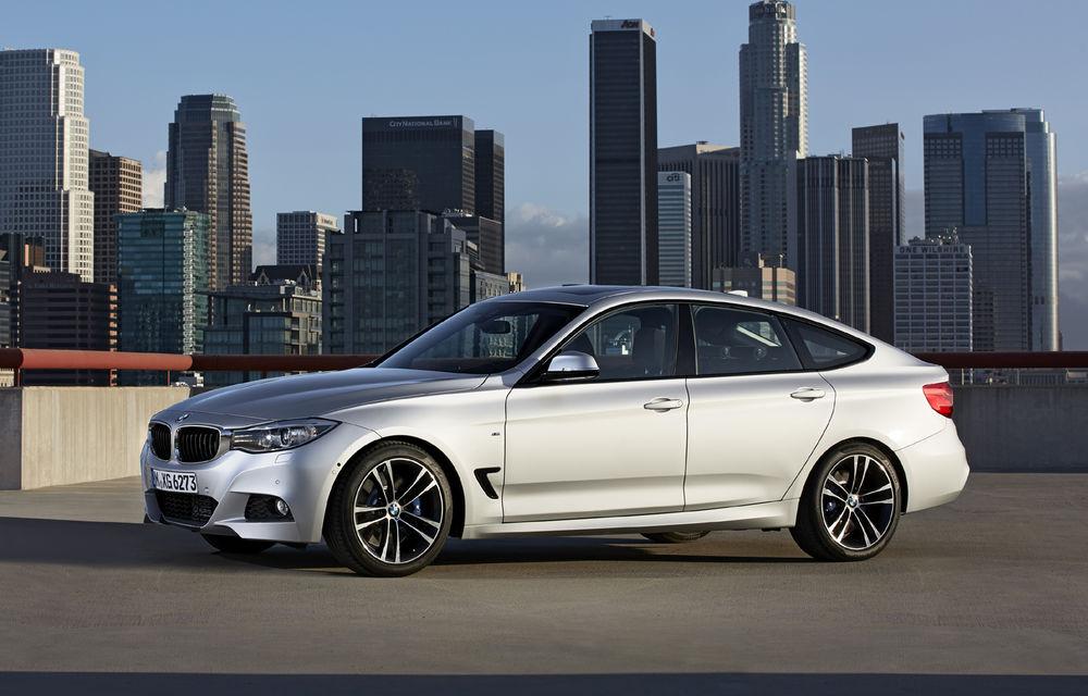 BMW Seria 3 Gran Turismo, imagini şi informaţii oficiale - Poza 24