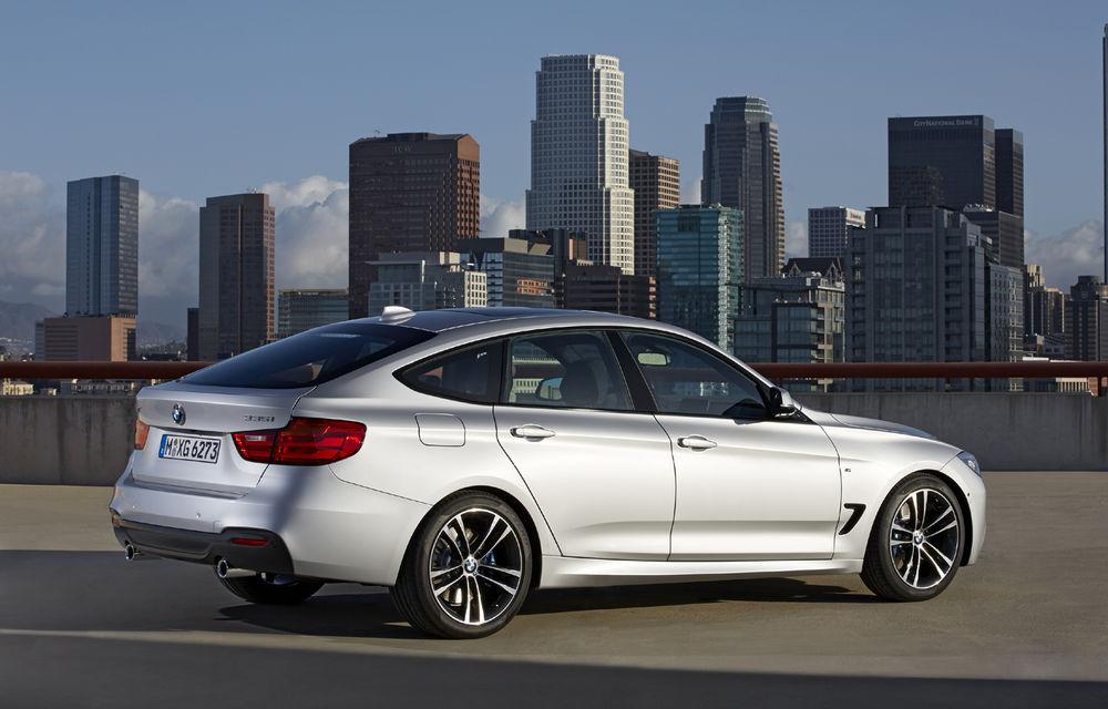 BMW Seria 3 Gran Turismo, imagini şi informaţii oficiale - Poza 39