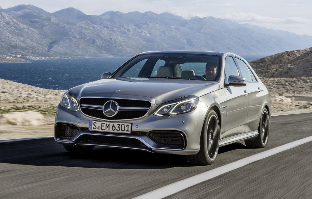 Şeful dezvoltării de şasiuri de la Mercedes-Benz AMG pleacă la BMW M - Poza 1