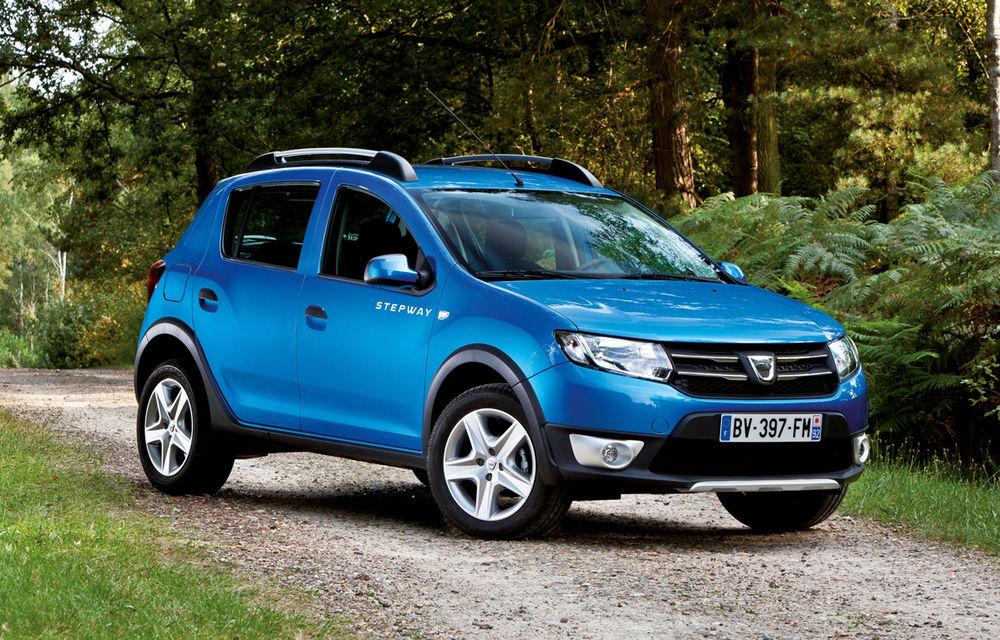 Franţa: Dacia Sandero, pe locul al şaselea la vânzări în luna ianuarie - Poza 1
