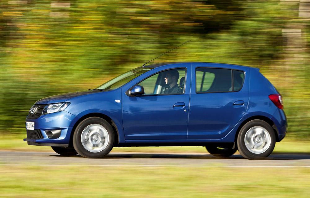 Dacia Sandero face istorie în Spania: locul întâi la vânzări în luna ianuarie - Poza 1