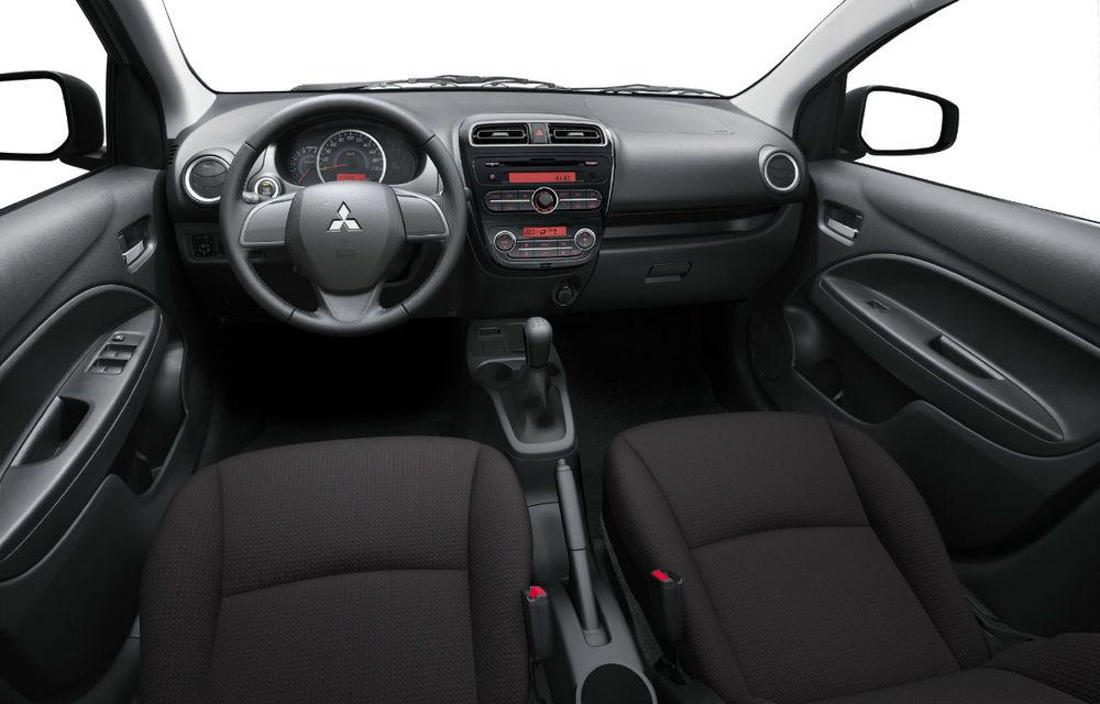 "Mitsubishi Mirage se va numi ""Space Star"" în Europa - Poza 6"