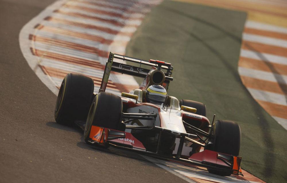 Nicio şansă pentru o nouă echipă în F1: bunurile HRT vor fi reciclate - Poza 1