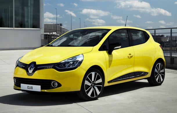 Grupul Renault va miza pe Clio şi Logan pentru a obţine profit în 2013 - Poza 1