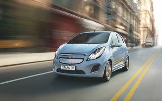 Chevrolet Spark electric vine la Geneva în versiunea de serie