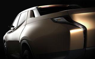 Mitsubishi vine la Geneva cu două concepte: pick-up diesel-hibrid şi succesorul lui i-MiEV