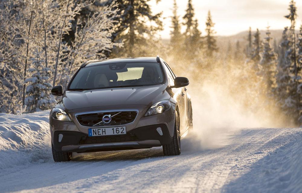 REPORTAJ: Volvo şi viaţa în nordul îngheţat - Poza 31