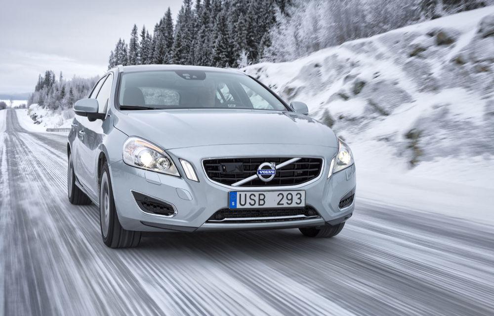 REPORTAJ: Volvo şi viaţa în nordul îngheţat - Poza 7