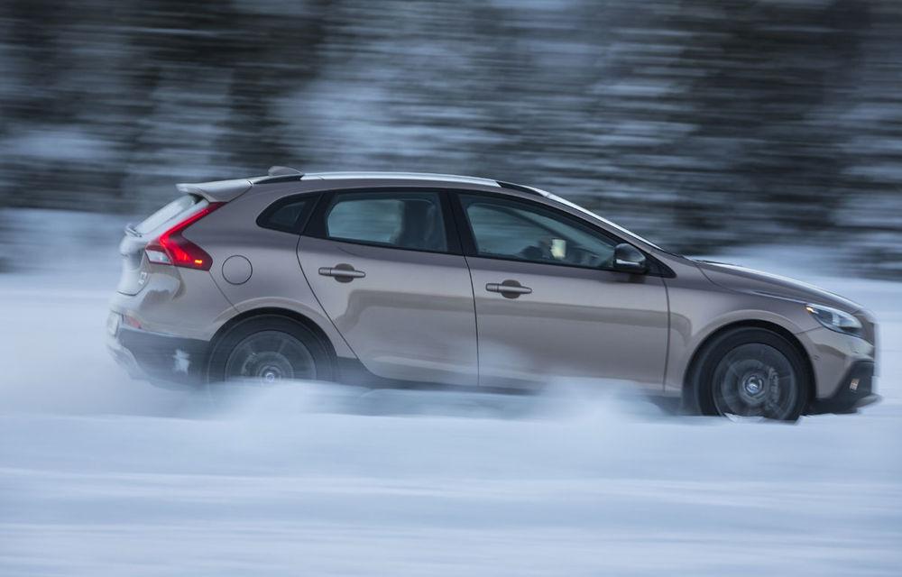 REPORTAJ: Volvo şi viaţa în nordul îngheţat - Poza 28