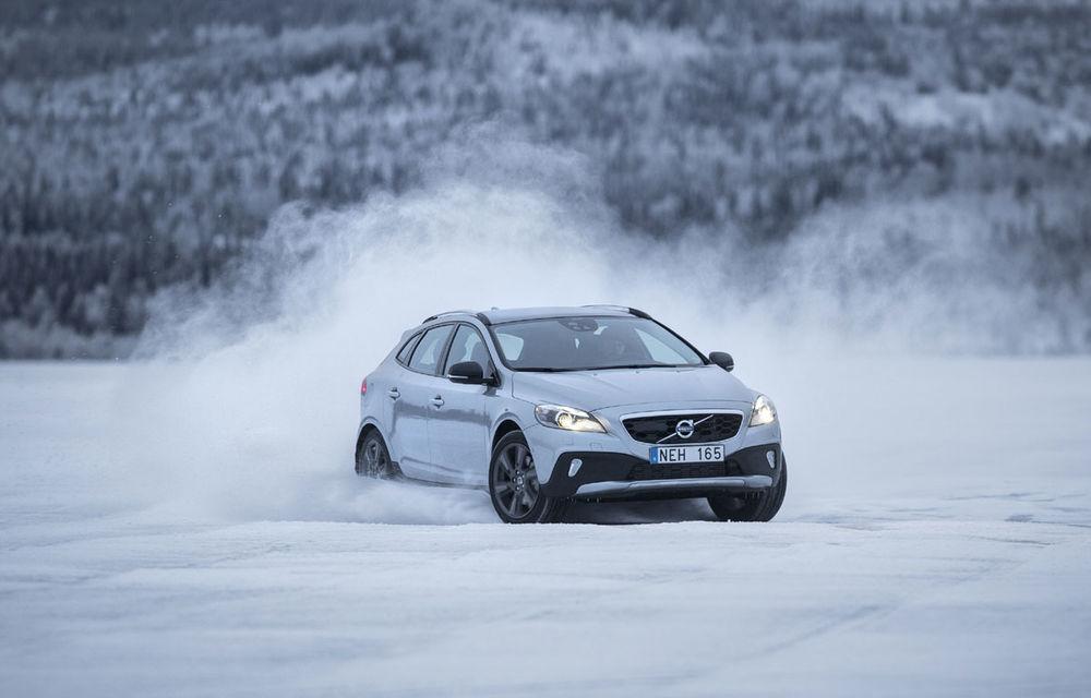 REPORTAJ: Volvo şi viaţa în nordul îngheţat - Poza 21