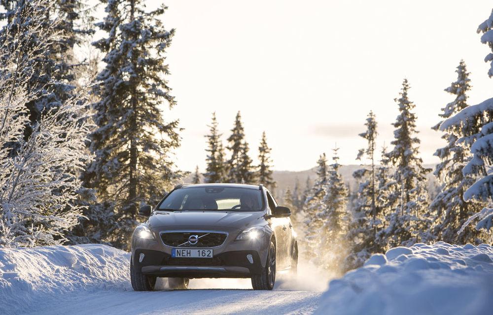 REPORTAJ: Volvo şi viaţa în nordul îngheţat - Poza 17