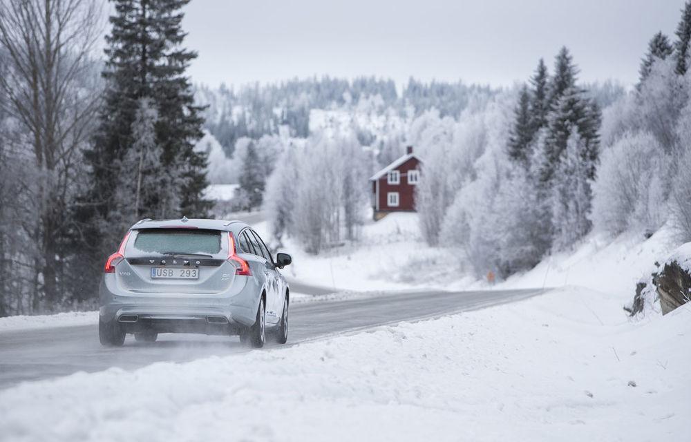 REPORTAJ: Volvo şi viaţa în nordul îngheţat - Poza 11