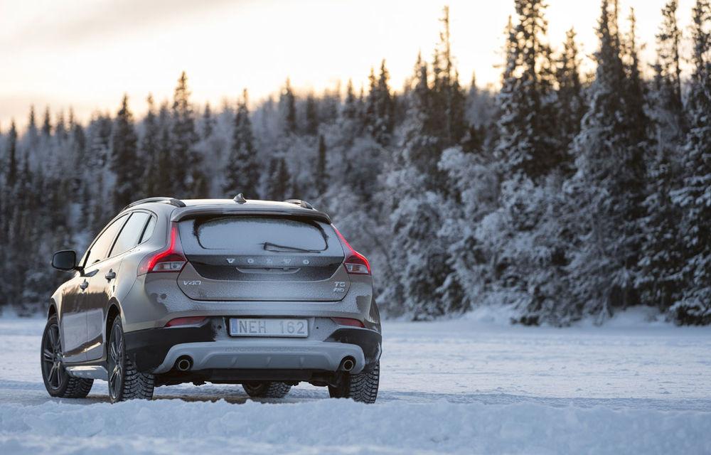 REPORTAJ: Volvo şi viaţa în nordul îngheţat - Poza 29