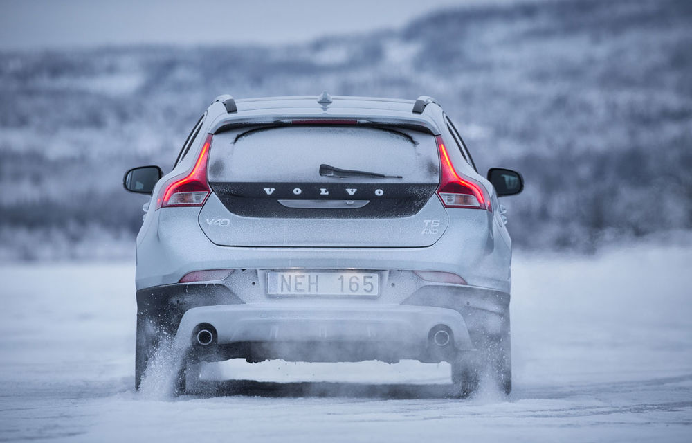REPORTAJ: Volvo şi viaţa în nordul îngheţat - Poza 18