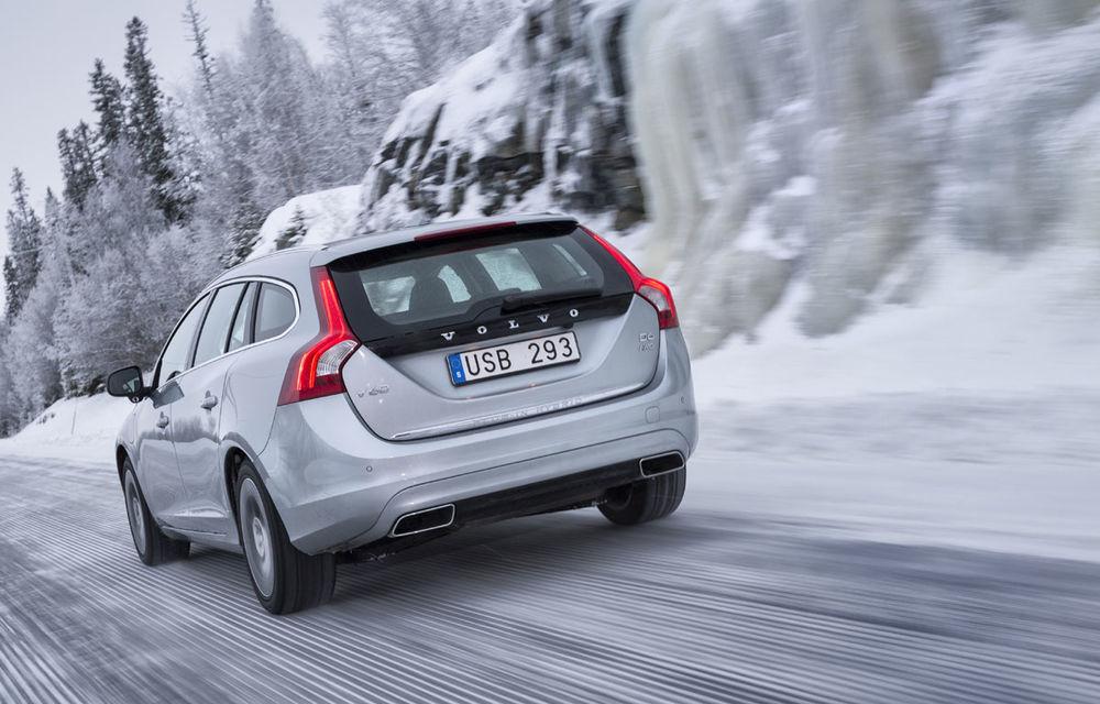 REPORTAJ: Volvo şi viaţa în nordul îngheţat - Poza 13