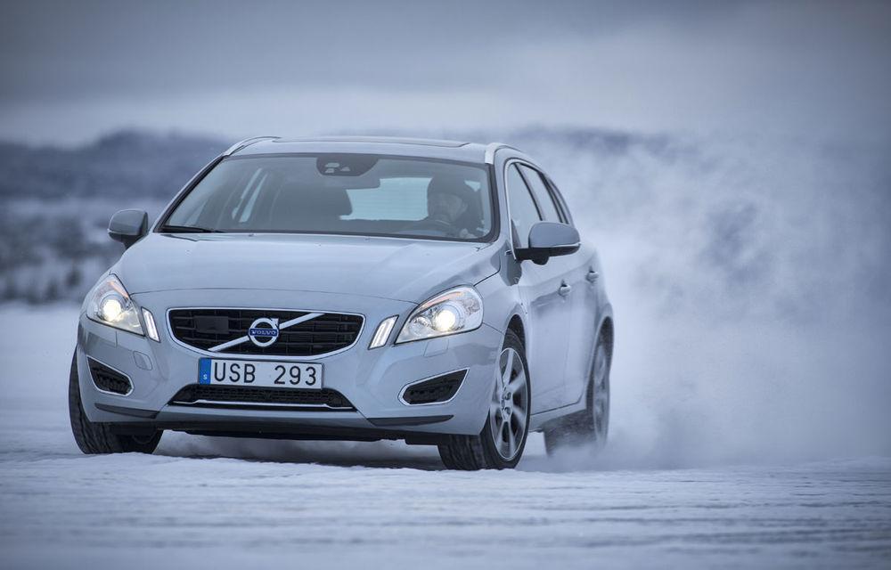 REPORTAJ: Volvo şi viaţa în nordul îngheţat - Poza 3