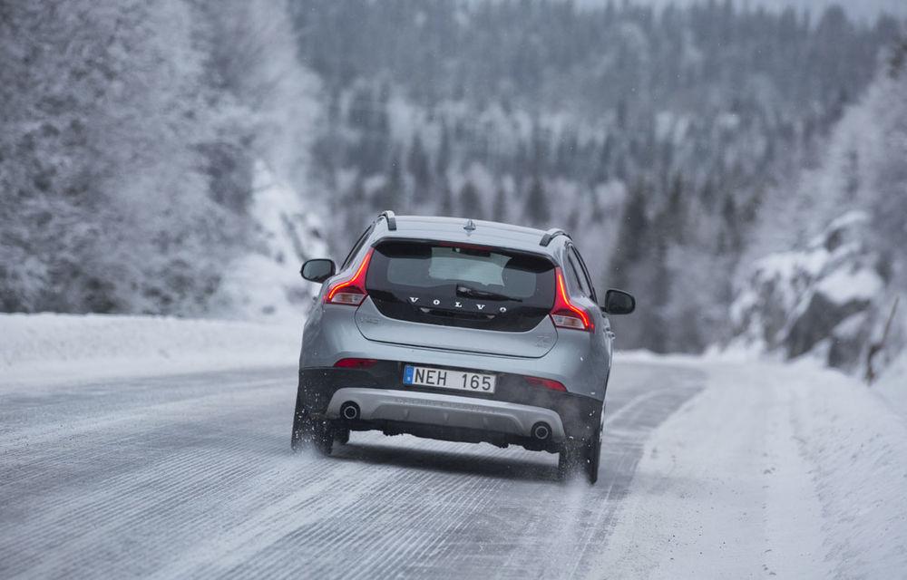 REPORTAJ: Volvo şi viaţa în nordul îngheţat - Poza 24