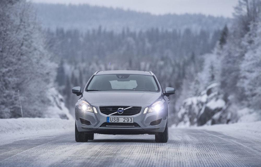 REPORTAJ: Volvo şi viaţa în nordul îngheţat - Poza 12