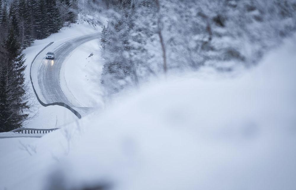 REPORTAJ: Volvo şi viaţa în nordul îngheţat - Poza 6