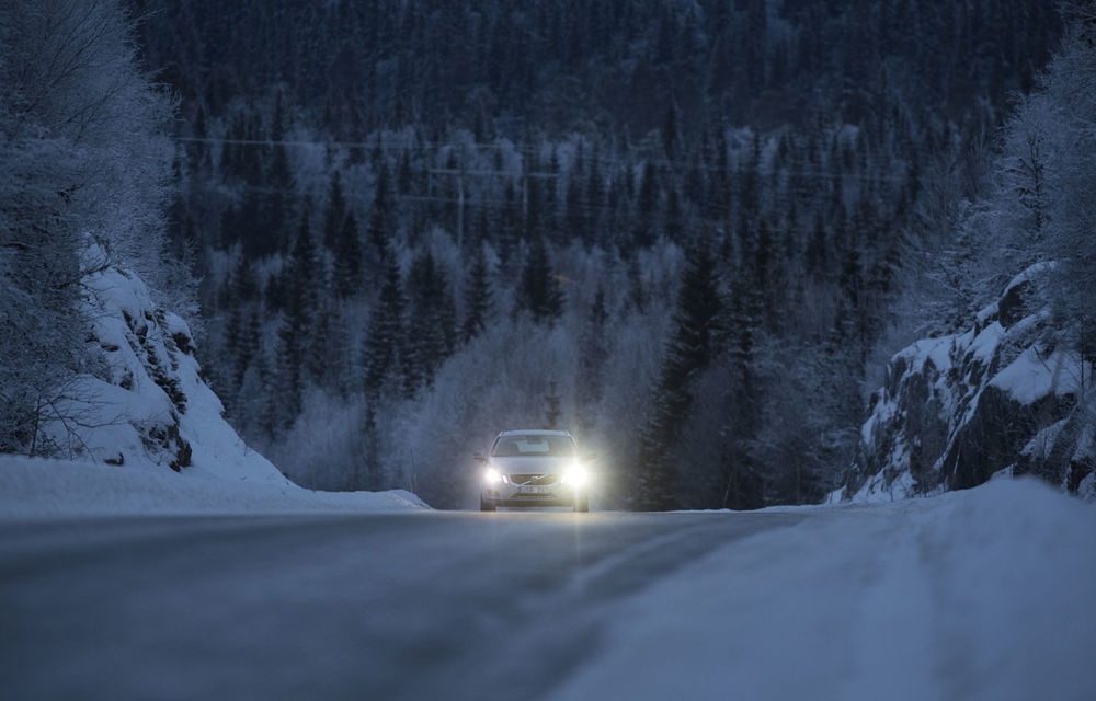 REPORTAJ: Volvo şi viaţa în nordul îngheţat - Poza 4