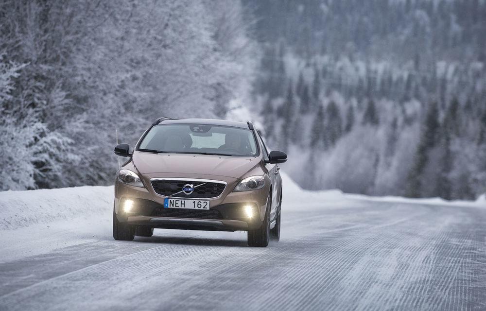 REPORTAJ: Volvo şi viaţa în nordul îngheţat - Poza 25