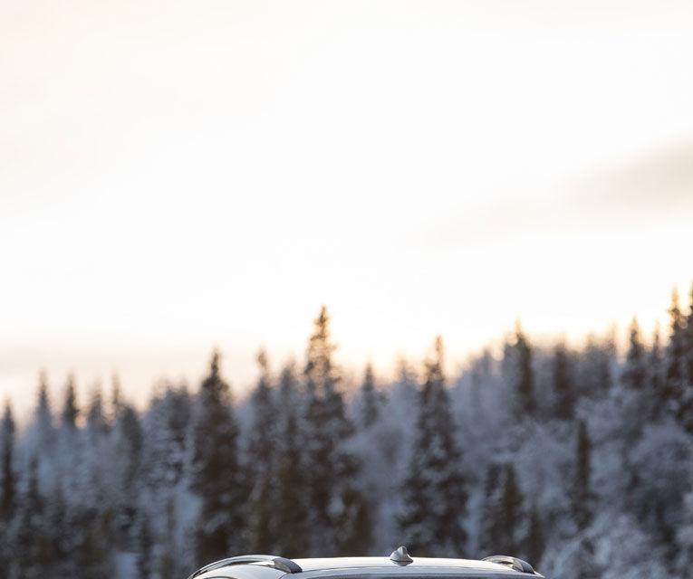 REPORTAJ: Volvo şi viaţa în nordul îngheţat - Poza 32