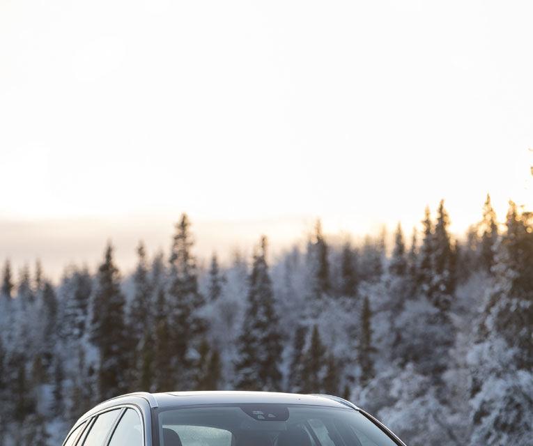 REPORTAJ: Volvo şi viaţa în nordul îngheţat - Poza 15
