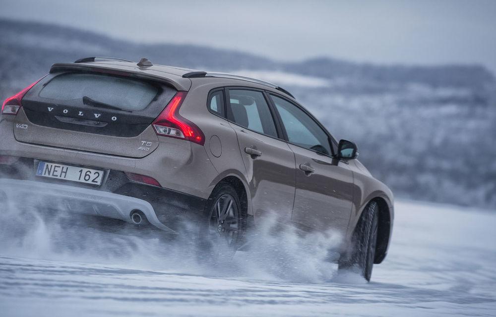 REPORTAJ: Volvo şi viaţa în nordul îngheţat - Poza 19