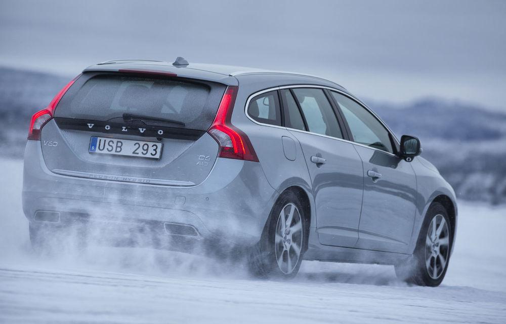 REPORTAJ: Volvo şi viaţa în nordul îngheţat - Poza 2