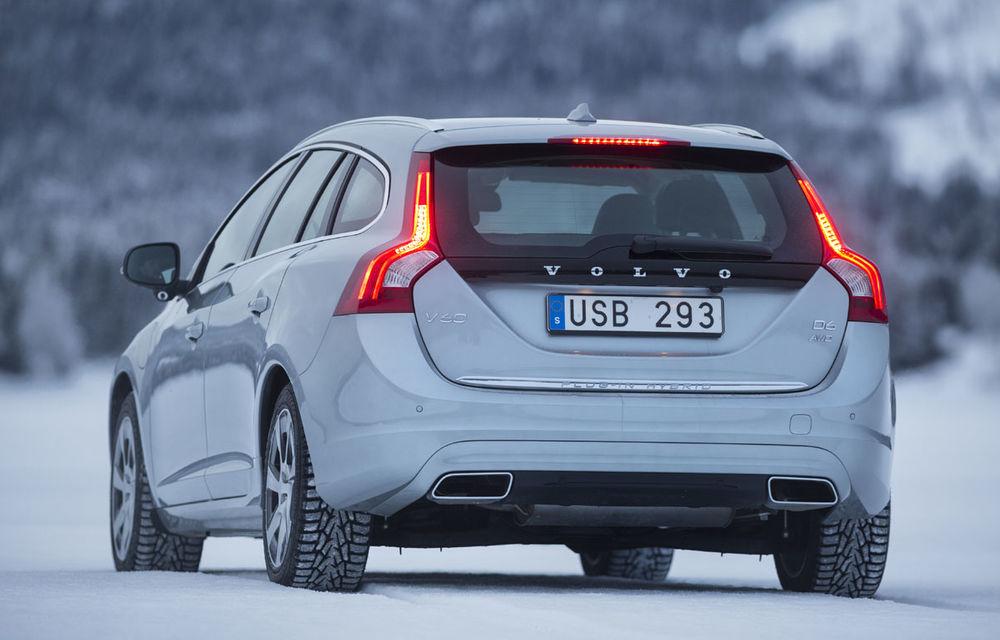 REPORTAJ: Volvo şi viaţa în nordul îngheţat - Poza 14