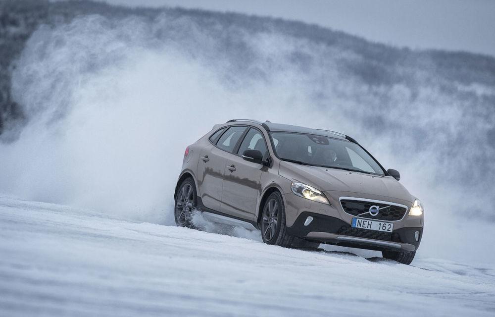REPORTAJ: Volvo şi viaţa în nordul îngheţat - Poza 20