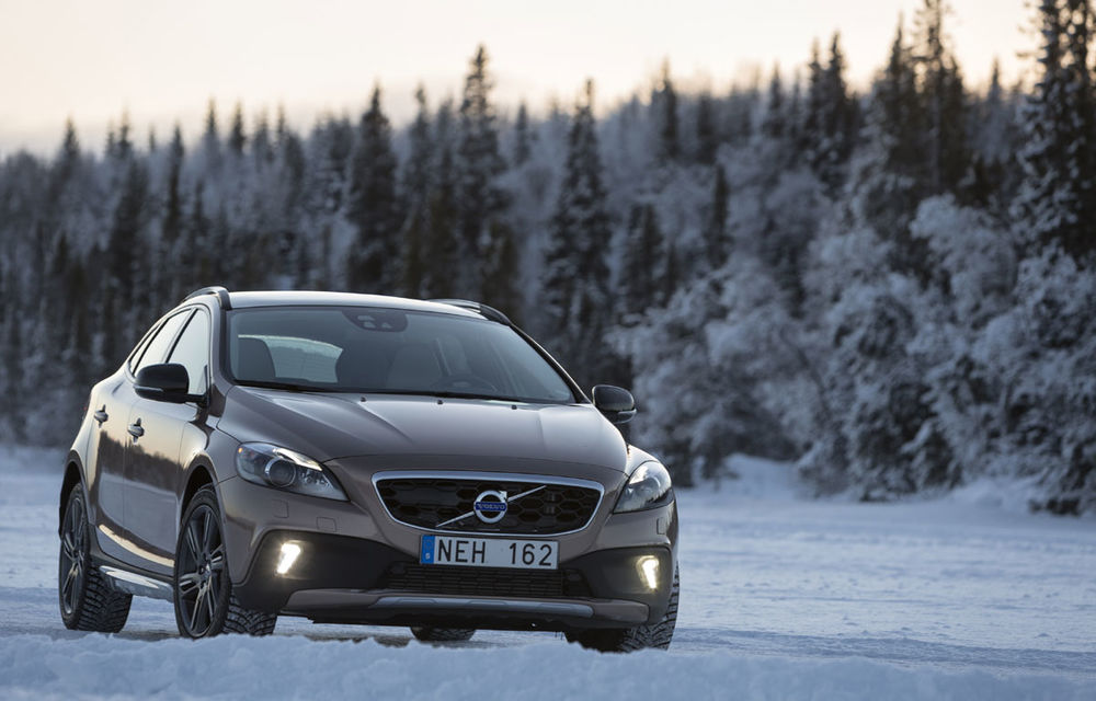 REPORTAJ: Volvo şi viaţa în nordul îngheţat - Poza 30