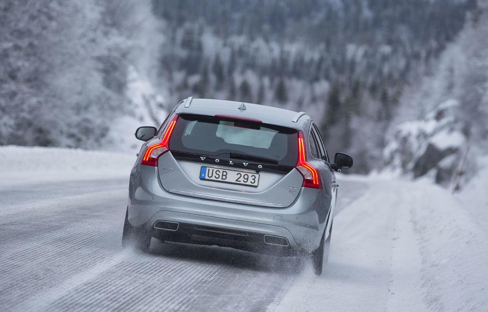 REPORTAJ: Volvo şi viaţa în nordul îngheţat - Poza 10