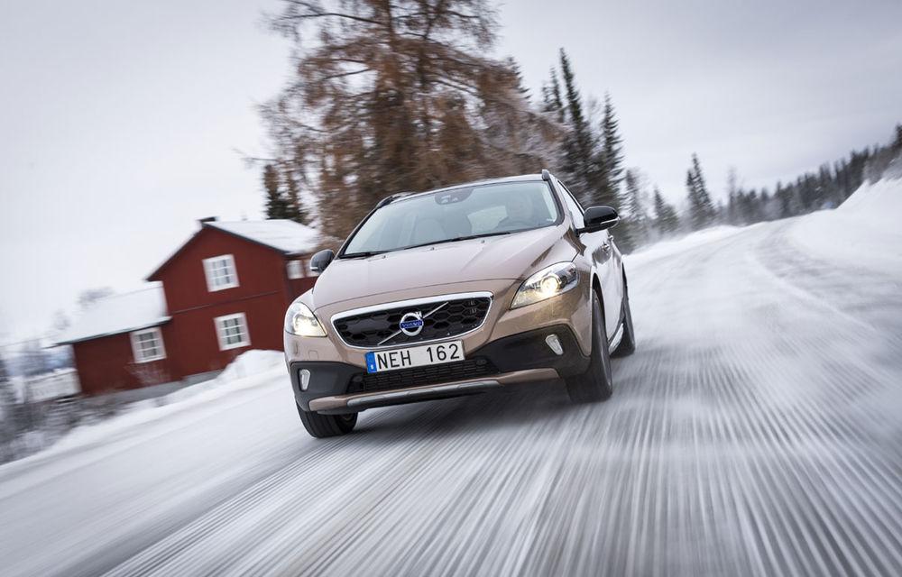 REPORTAJ: Volvo şi viaţa în nordul îngheţat - Poza 23