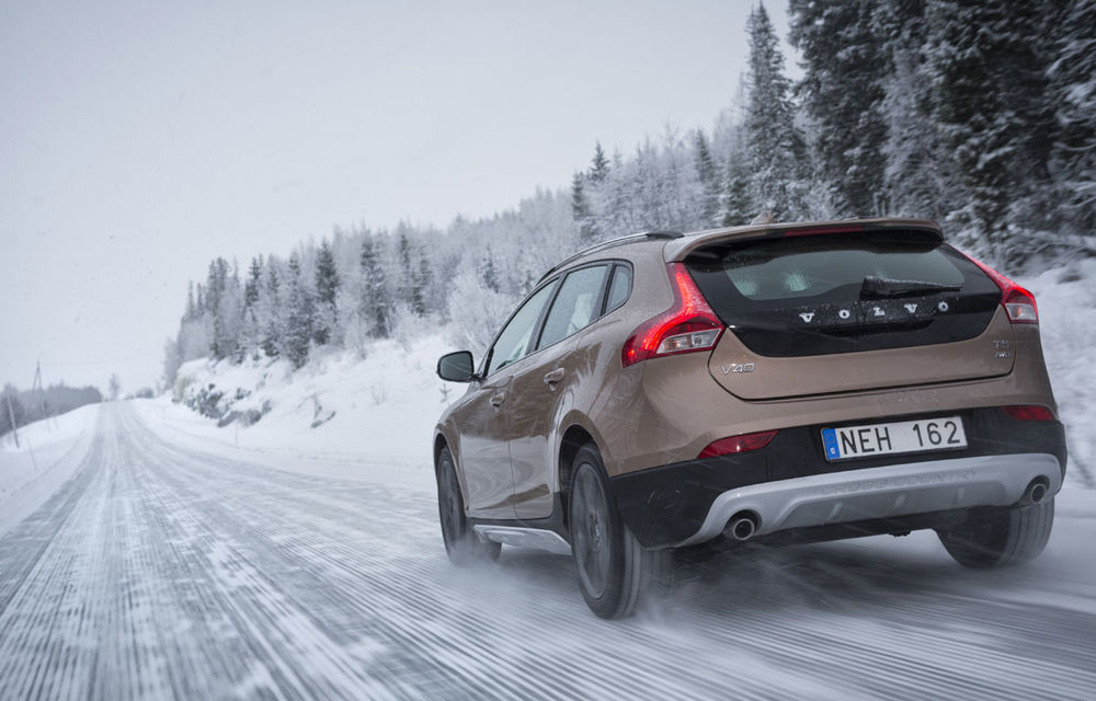 REPORTAJ: Volvo şi viaţa în nordul îngheţat - Poza 26