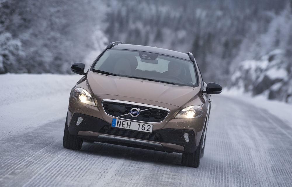 REPORTAJ: Volvo şi viaţa în nordul îngheţat - Poza 22