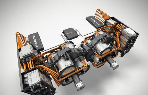 Mercedes-Benz SLS AMG Electric Drive a inspirat cea mai rapidă barcă electrică din lume - Poza 12