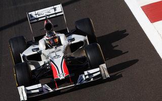 Pirelli a cumpărat un monopost HRT din 2011