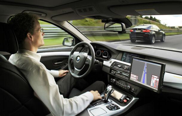 Studiu Bosch: 60% dintre şoferii intervievaţi cred că maşinile autonome sunt o idee bună - Poza 1