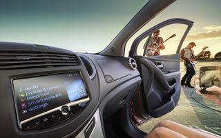 Chevrolet MyLink va integra asistentul personal Siri începând cu luna martie