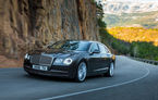 Bentley Continental Flying Spur - galerie foto şi detalii complete