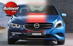 AUTOVOT 2013: BMW Seria 3, Mazda6 şi Mercedes-Benz Clasa A sunt cei trei câştigători
