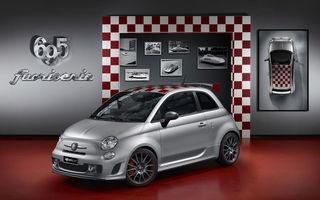 """Abarth """"fuoriserie"""" - programul de personalizare vine la Salonul Auto de la Geneva"""